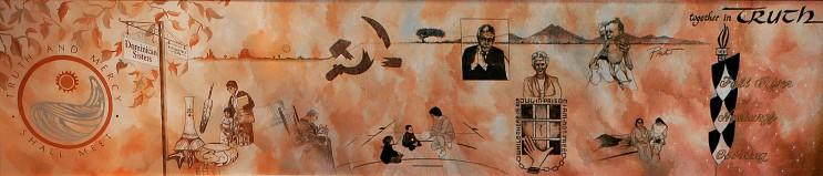 Heritage Room Mural 11, 1981-1994