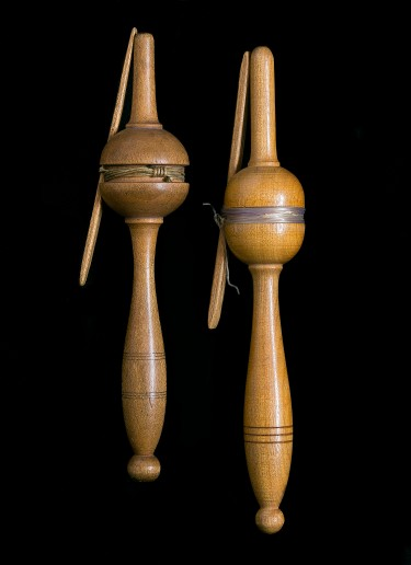 Wooden Clappers